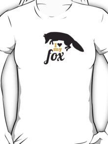 I love my fox T-Shirt