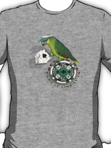 parrot in a hat 6 T-Shirt