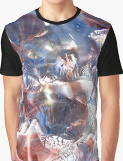 Hovering above this world Graphic T-Shirt