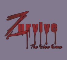 Zurvive The Video Game by OliverPShirts