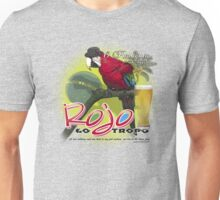 parrot in a hat 8 Unisex T-Shirt