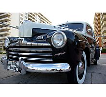 Ford Super Deluxe Photographic Print