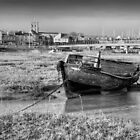 Shoreham - West Sussex - BW by Colin  Williams Photography