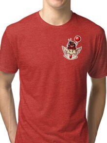 Vincent and Moogle Tri-blend T-Shirt
