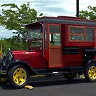 1929 Ford Popcorn Truck by TeeMack