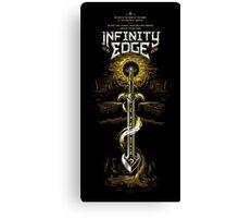 Infinity Edge Canvas Print