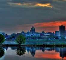 Wake Up Harrisburg by Sharon Batdorf