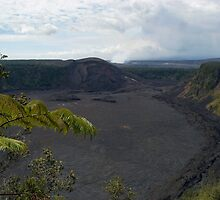 Kilauea Iki Crater shield by photoeverywhere
