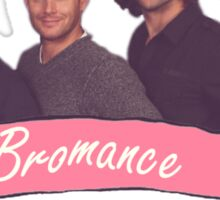 Supernatural Bromance Sticker