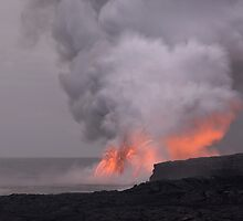 Kalapana Erruption by photoeverywhere