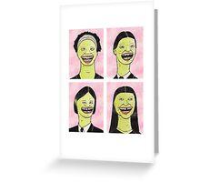 Skool Foto Greeting Card