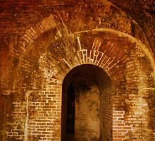 Fort Pickens by andreaanderegg