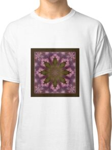 Flower of the Dragonfly - Shawl Classic T-Shirt