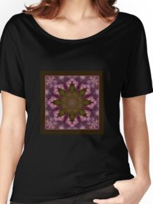Flower of the Dragonfly - Shawl Women's Relaxed Fit T-Shirt