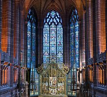 Liverpool Anglican Cathedral by Mark Sykes