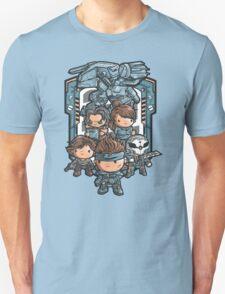 Metal Cute Solid  T-Shirt