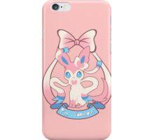 I'm Fabulous - Slyveon iPhone Case/Skin