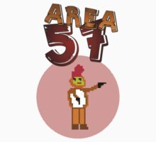 AREA 57 Game by cart3r