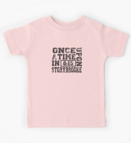 Once Upon a Time in Storybrooke Kids Tee