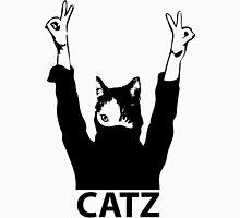 Catz Womens Fitted T-Shirt