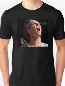 Rafa yelling T-Shirt