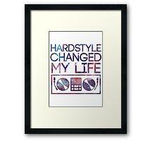 Hardstyle Framed Print