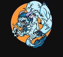 Chinese Water Dragon Mens V-Neck T-Shirt