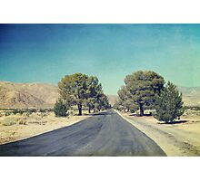 The Roads We Travel Photographic Print