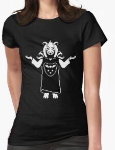 Undertale Asriel Womens Fitted T-Shirt