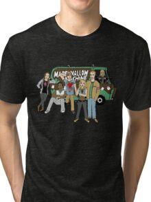 Marshmallow Machine Tri-blend T-Shirt