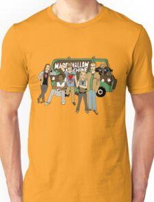 Marshmallow Machine Unisex T-Shirt