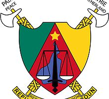Coat of Arms of Cameroon by abbeyz71
