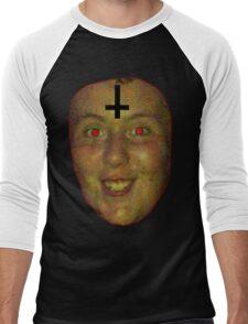 jon is satan Men's Baseball ¾ T-Shirt