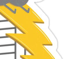 Ride the Lightning Sticker