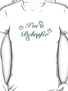Once Upon a Time - I'm a Beleafer T-Shirt