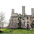 Kergournadeac'h castle by jean-jean