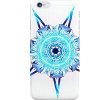 blue vs white 4 iPhone Case/Skin