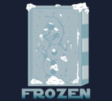 Frozen in Carbonite by JerryFleming
