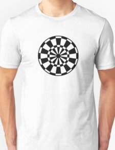 Darts board T-Shirt