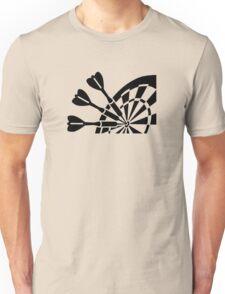 Darts board Unisex T-Shirt