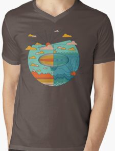 As Above, So Below Mens V-Neck T-Shirt