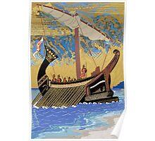 The Ship of Odysseus Poster