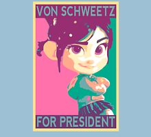 Schweetz for Prez Unisex T-Shirt