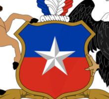 Coat of Arms of Chile Sticker