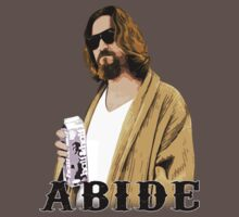 Abide. (The Big Lebowski) by SoftSocks