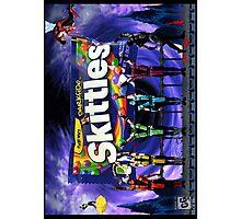 MORTAL KOMBAT  SKITTLES Photographic Print