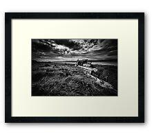 Severn Collier Framed Print