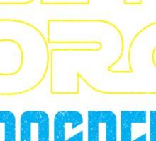 Use The Force & Prosper Sticker