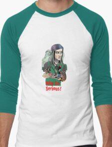 Why So Serious?! Men's Baseball ¾ T-Shirt