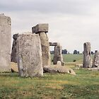 Historic Stonehenge, United Kingdom by lenspiro